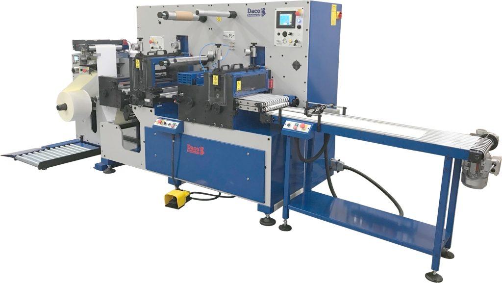 Daco D350S A4 laser label die cutter