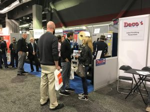 Busy times at Labelexpo America - Chicago 2018